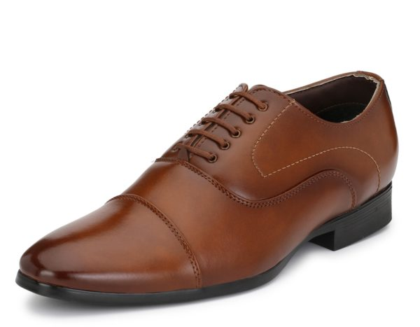 buy Men's Formal Brown Lace Up Shoe