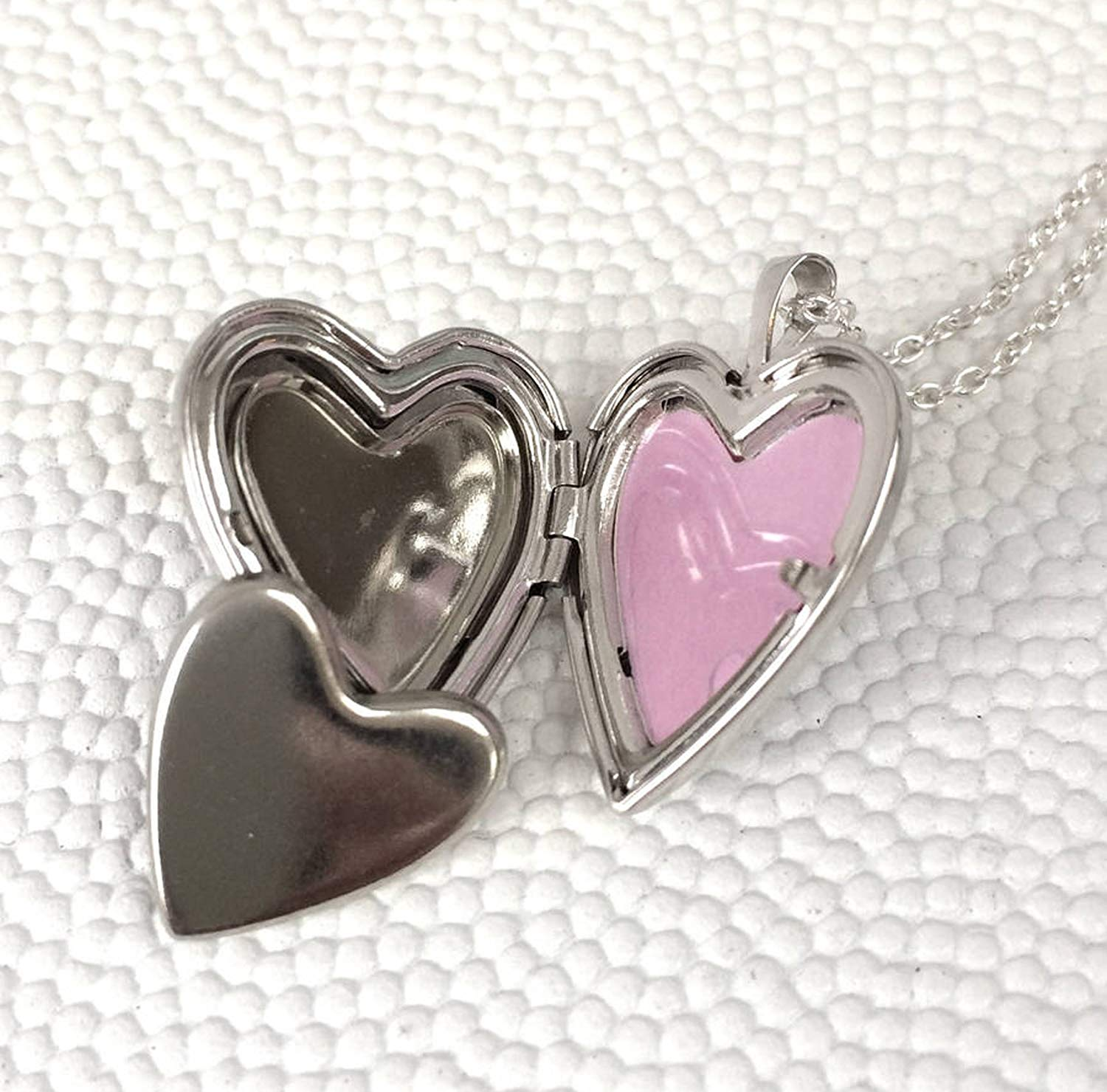 buy Valentine's Day Combo (Card+Locket+Chain+Rose)
