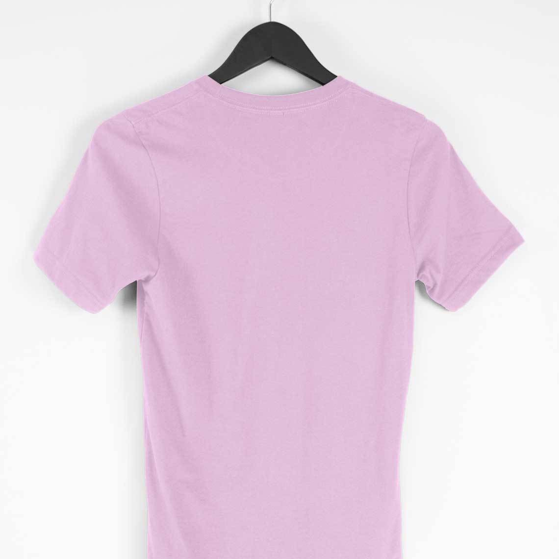 I do not care t-shirt (Pink)