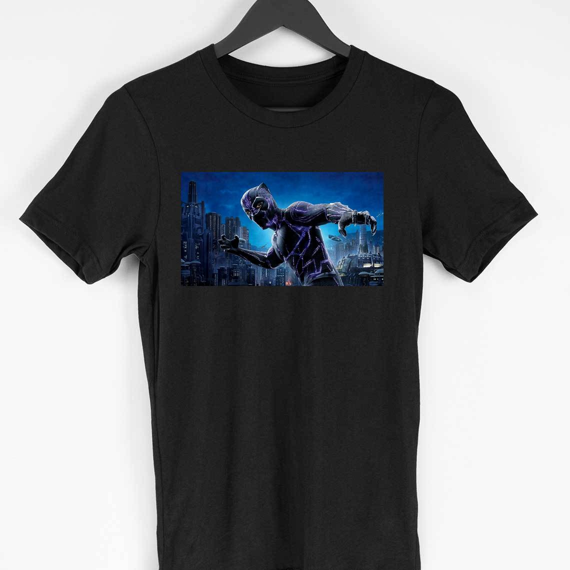 Black Panther T-shirt (black)
