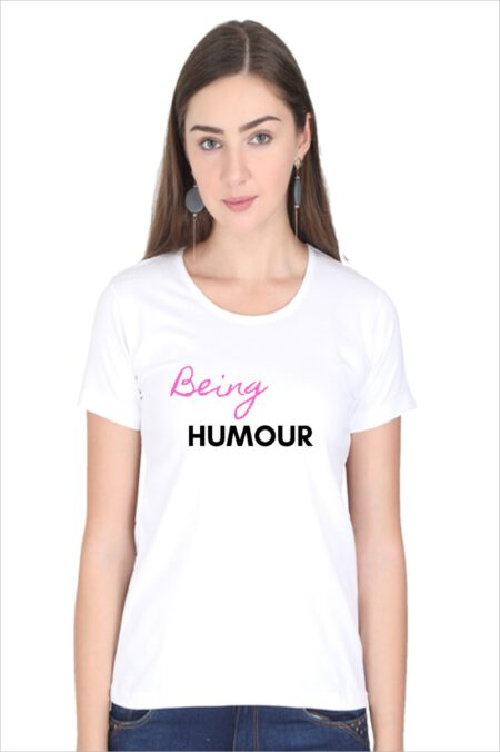 being humour t-shirt