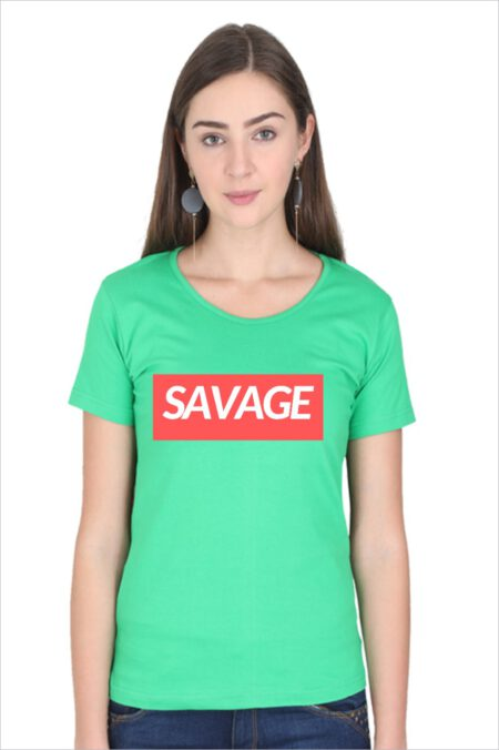 savage girls t-shirts