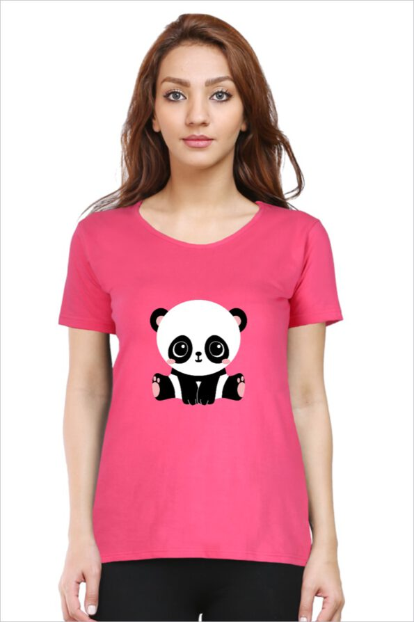 panda t-shirt for girl
