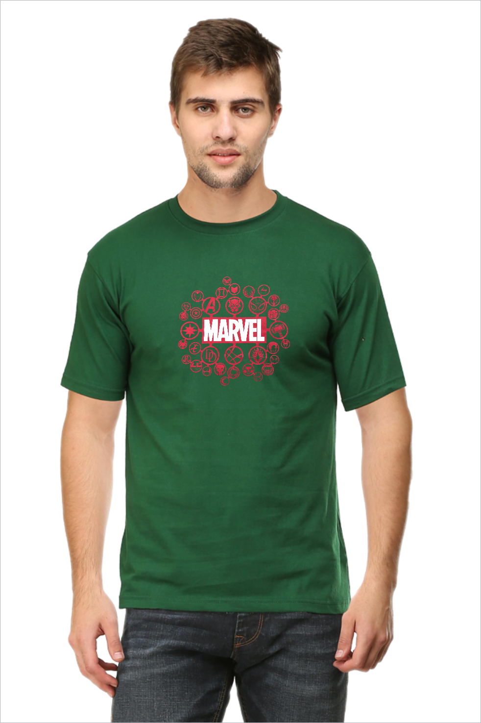 Marvel Branch Logo T-shirt