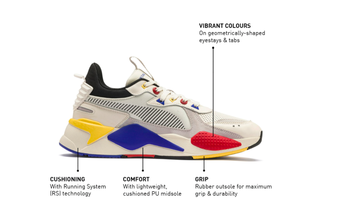 Puma RS-X Shoes