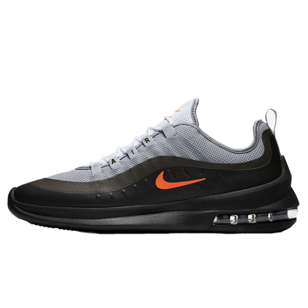 Men Black Nike Air Max Axis Sneakers