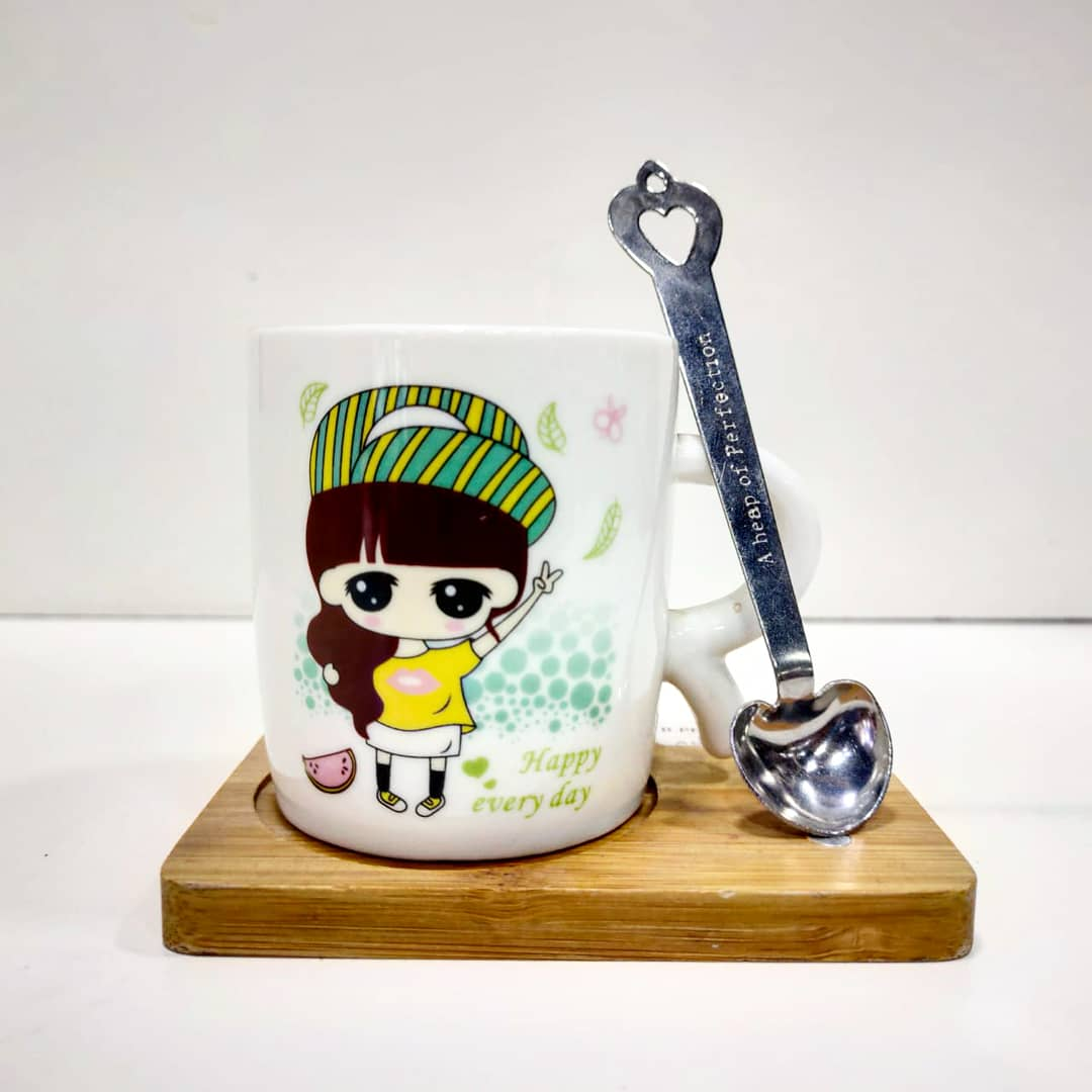 Girl's Cup Spoon