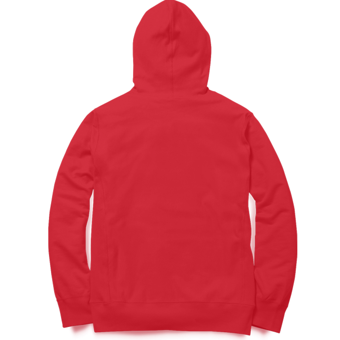 the taj mall hoodie red