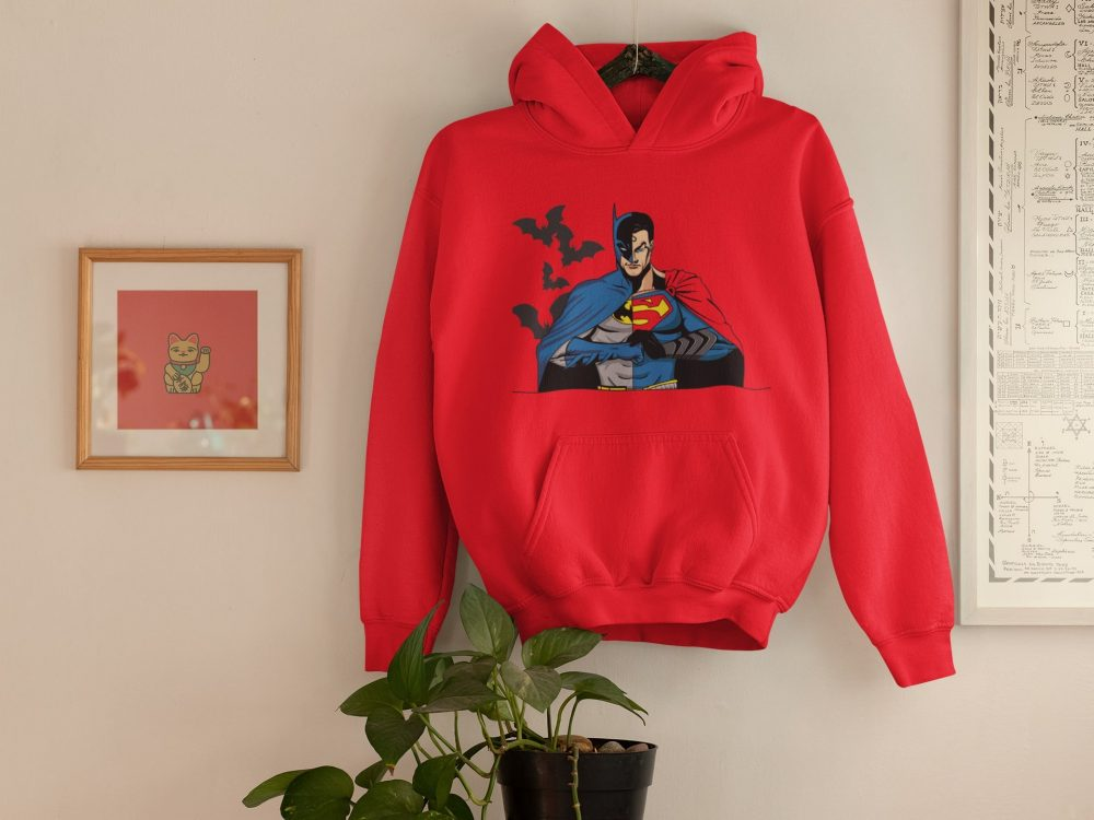 batman vs superman 2 hoodie