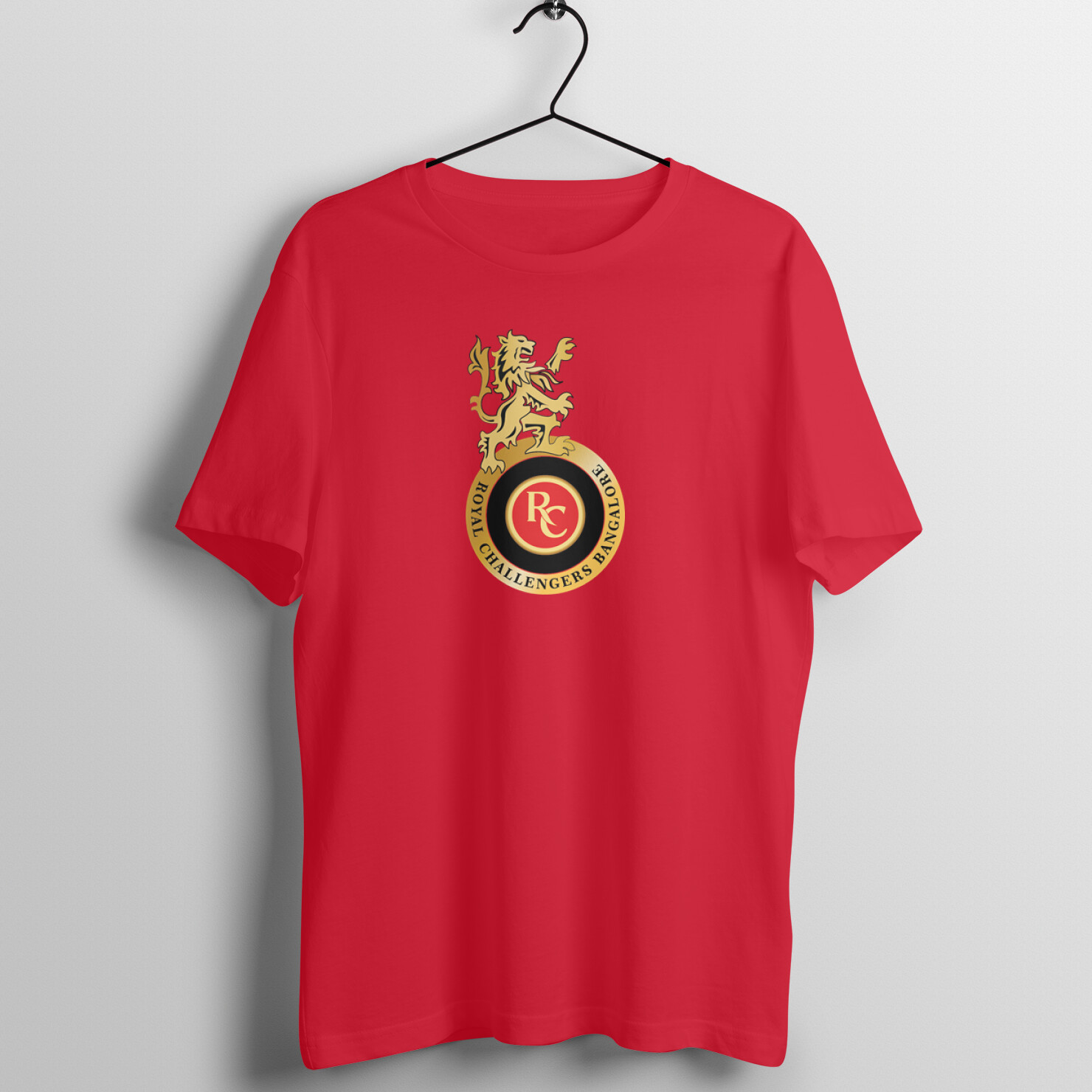 ROyal Challengers Bangalore T-shirt red