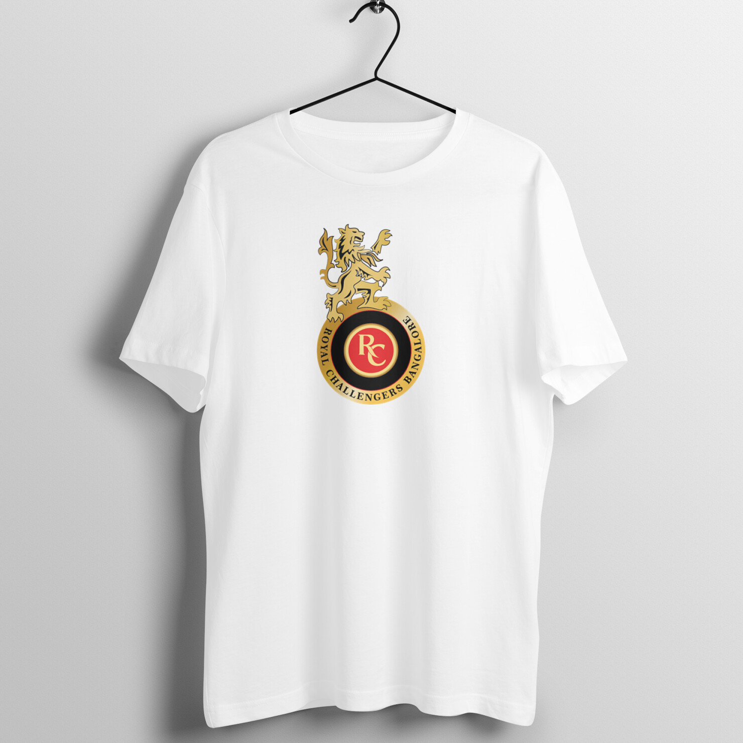ROyal Challengers Bangalore T-shirt white